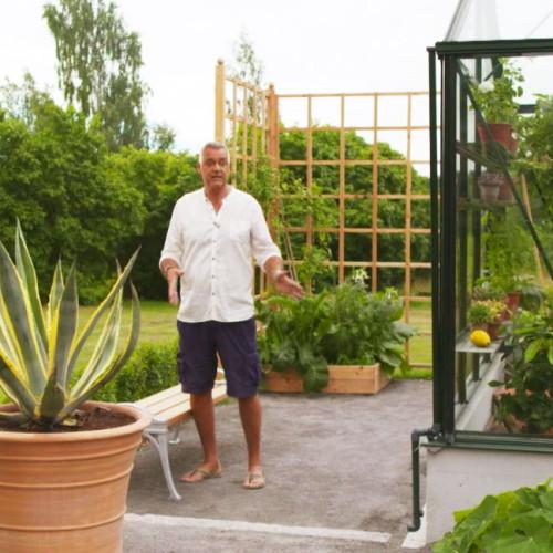 Sommar med Ernst: Palamedes 60x80cm Stora krukor, terrakottakrukor, lerkrukor
