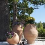 Terrakottakrukor, Krukor, urnor, tandoor, terrakottakrukor, trädgårdskrukor