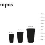 Höga krukor - Olympos