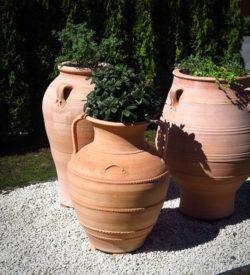 Sparta 85x70, Pithos 100x65 & Pithari 100x70