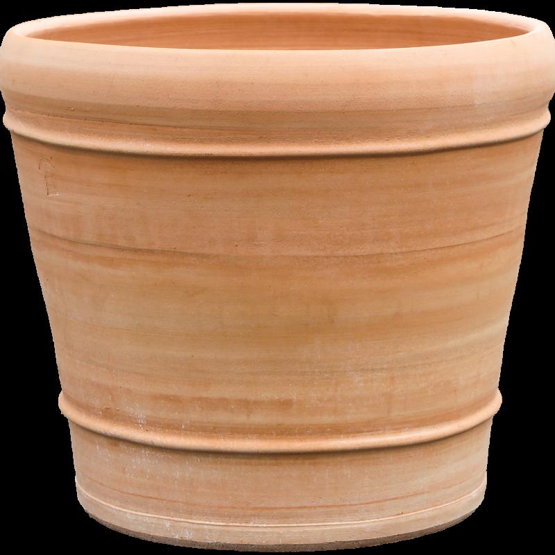 Rejäl urna för utomhusbruk. Stor utekruka för villaträdgården såväl som för offentliga miljöer